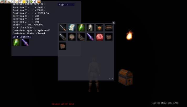 treasureeditor
